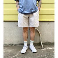 Polo Ralph Lauren /  Cotton 2tuck Shorts  / Ivory / Used (G)