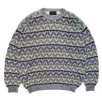 Jantzen / Pullover Cotton Sweater / Multi / Used