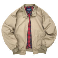 LANDS'END / Harrington Jacket  / Beige / Used