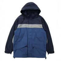 L.L.Bean / Nylon Mountain Parka / Navy / Used