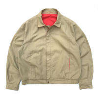 BRUT / Reversible Swing Top  / Beige × Red / Used