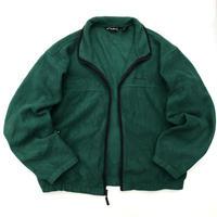 00s EBTEK  / F/Z Polartec Fleece Jacket / Green / Used