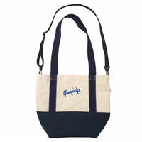 Tokyo Gimmicks / Cotton Canvas 2Way Tote Bag / Large