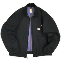 Made in USA / Carhartt / Detroit Jacket / Black XLT / Used