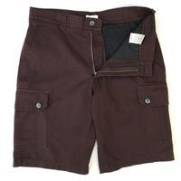 Haggar / Cotton Cargo Shorts / Brown 34inch / Used (K)