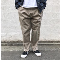DOCKERS / Cotton 2Tuck Slacks  / Beige  / Used