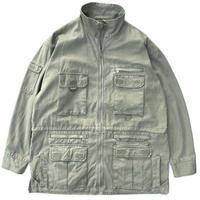 ORVIS / Cotton Fishing Jacket / Khaki / Used