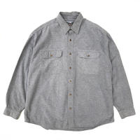 EMS / Chamois Cloth Shirt / Grey  / Used