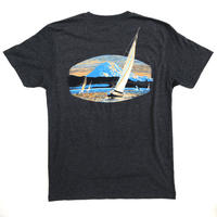 Eddie Bauer / Onepoint Tee / Charcoal