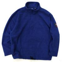 OLD GAP / Alpine Series Half Zip Fleece Jacket / Blue / Used