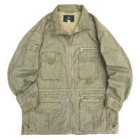 90s ORVIS / Outdoor Jacket / Khaki L  / Used