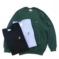 RWCHE / ONE DUDE SWEAT / Grey , Black , Green
