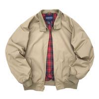 LANDS'END / Harrington Jacket  / Beige / Used