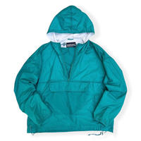 """90's LANDS'END / """"Packable"""" Nylon Anorak / Mint XL / Used"""
