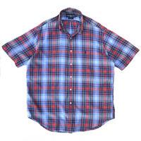 "Polo Ralph Lauren / Cotton B.D. Multi Checked Shirt""BALKE"" / Multi / Used"