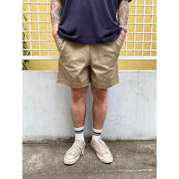 Cotton PolyesterEasy Shorts  / Beige / Used