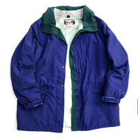 Made in USA / 90s L.L.Bean / Penobscot Down Parka / Blue / Used