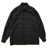 TACORIDE / FRANTIC FLANNEL SHIRTS /MOSS