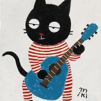 黒猫楽団 〜ギター担当〜