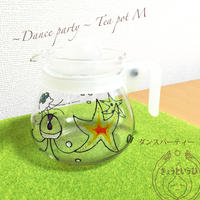 ティーポットM ☆ダンスパーティー☆