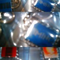 [ INSPIMASSA × com ]  CHARM FOR YOU / com blue ver.