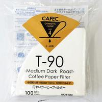 CAFEC 円すいコーヒーフィルター   1杯用 MC1-100