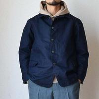 【様々な上着の要素をブレンド!】WORKERS Relax Teds Jacket ダブルクロス カバーオールジャケット
