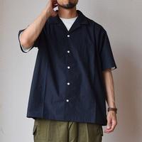 【2WAYシルエットの機能性シャツ!】EEL Products イール プロダクツ   ベンチシャツ ブラック/ホワイト/ベージュ