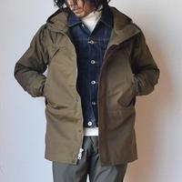 【万能ベンタイル素材!】WORKERS ワーカーズ マウンテンジャケット ラセットブラウン/ブラック