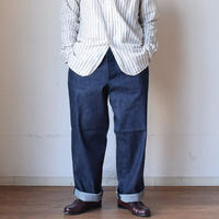 【今季はフルカラーでご用意しました!】A VONTADE TYPE45 CHINO TROUSERS -WIDE FIT- ア ボンタージ   ワイドチノトラウザー  インディゴ