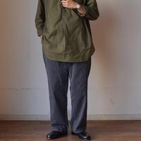 【軍採用のコックパンツ初入手!】MILITARY USED ドイツ軍 ピンストライプ コックパンツ