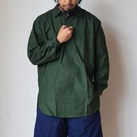 【ラスト2点です!】MILITARY DEADSTOCK  スウェーデン軍スリーピングシャツ