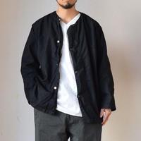 MILITARY DEADSTOCK  アメリカ軍 スリーピングシャツジャケット 後染めブラック