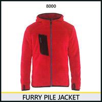 パイルジャケット レッド 8218-5600