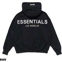 ESEENTIALS / GRAPHIC LOGO HOODIE L.A EDITION