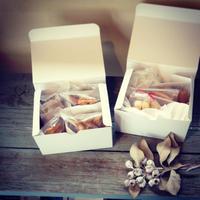 毎月第1週発送 :::  焼き菓子定期便お試しセット
