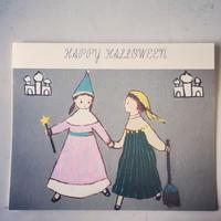 Halloween  :::   ハロウィンの女の子たち