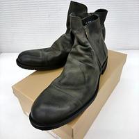 【新品B級品】VARISISTA  Wサイドジップブーツ Z508(27)