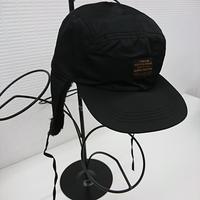 【新品】ALPHA フライトナイロン ハンティングCAP(110)