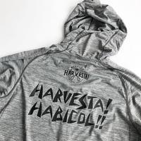 HARVESTA!HABICOL!! × FOX FIRE / SCORON HOODY / GRAY / ハーベスタ!ハビコル!! / 防虫パーカー / グレー