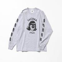 TACOMA FUJI RECORDS / TACOMA FUJI ORIENTALES (LS) / タコマフジ / ヘザーグレー
