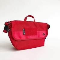 BALLISTICS / KID'S MESSENGER BAG / RED / バリスティックス / メッセンジャーバッグ / レッド