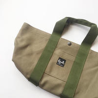 GYR BY HALF TRACK PRODUCTS / PEGTOTE / OLIVE / ジルバイハーフトラックプロダクツ / ペグトート / オリーブ