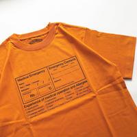 ULTRA HEAVY / MEDICAL EMARGENCY / ウルトラヘビー / 立沢トオル / オレンジ