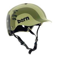 BERN × RYUJI KAMIYAMA / WATTS / KHAKI / 神山 隆二 / ヘルメット / 大人用  / カーキ
