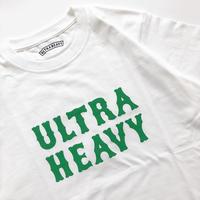 ULTRA HEAVY / CLASSIC LOGO / ウルトラヘビー / ロゴ / ホワイト