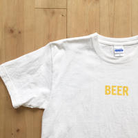 -CONNECT- ORIGINALS  / BEER BOY TEE / ビール / Tシャツ
