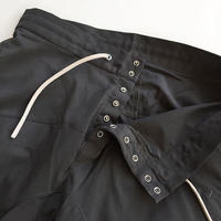 HOUDINI / SWIFT PANT / ROCK BLACK / フーディニ / スィフトパンツ / ロックブラック