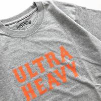ULTRA HEAVY / CLASSIC LOGO / ウルトラヘビー / ロゴ / グレー