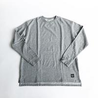 HALF TRACK PRODUCTS / POCKET LONG SLEEVE TEE / GRAY / ハーフトラックプロダクツ / ポケットロンT / グレー